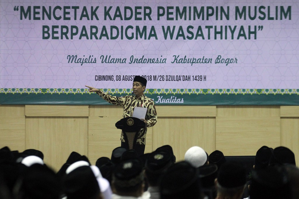NasDem Belum Mau Ungkap Cawapres Jokowi