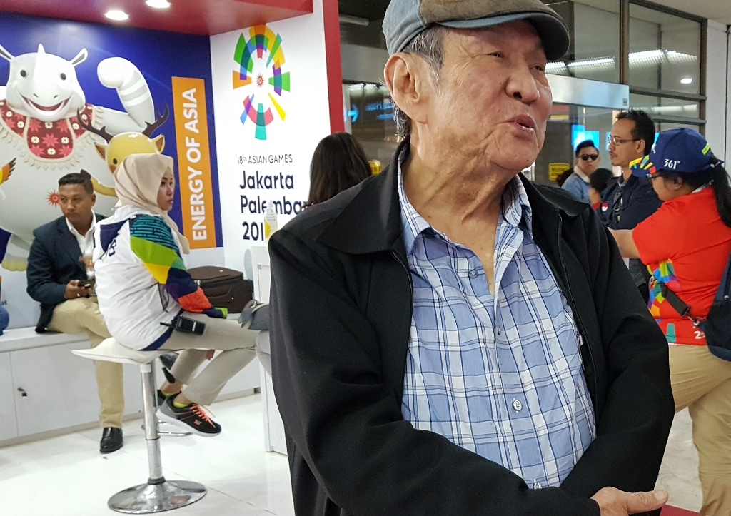 Bambang Hartono, Atlet Tertua yang Membela Indonesia di Asian Games