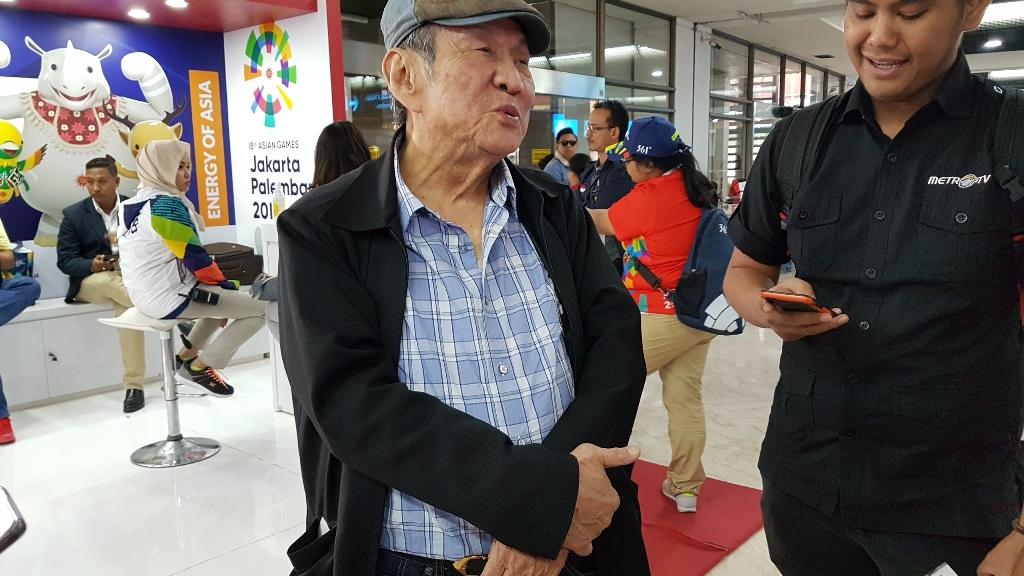 Atlet Tertua Indonesia Siap Berikan yang Terbaik di Asian Games