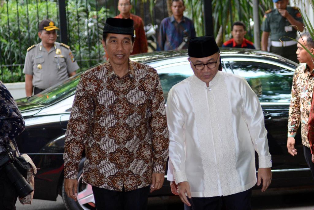 Syarat Jika PAN Bergabung dengan Koalisi Jokowi