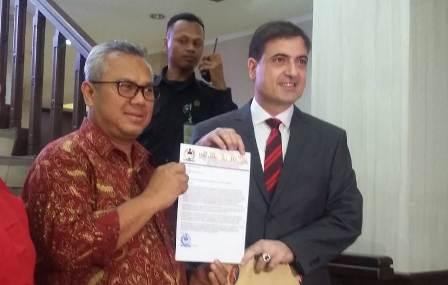 Sam Aliano Minta Pendaftaran Capres Diperpanjang