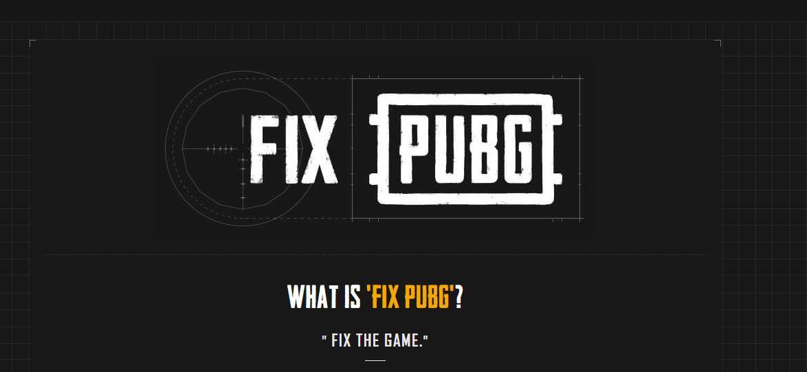 Demi Perbaikan Kualitas, PUBG Buat Situs Fix PUBG