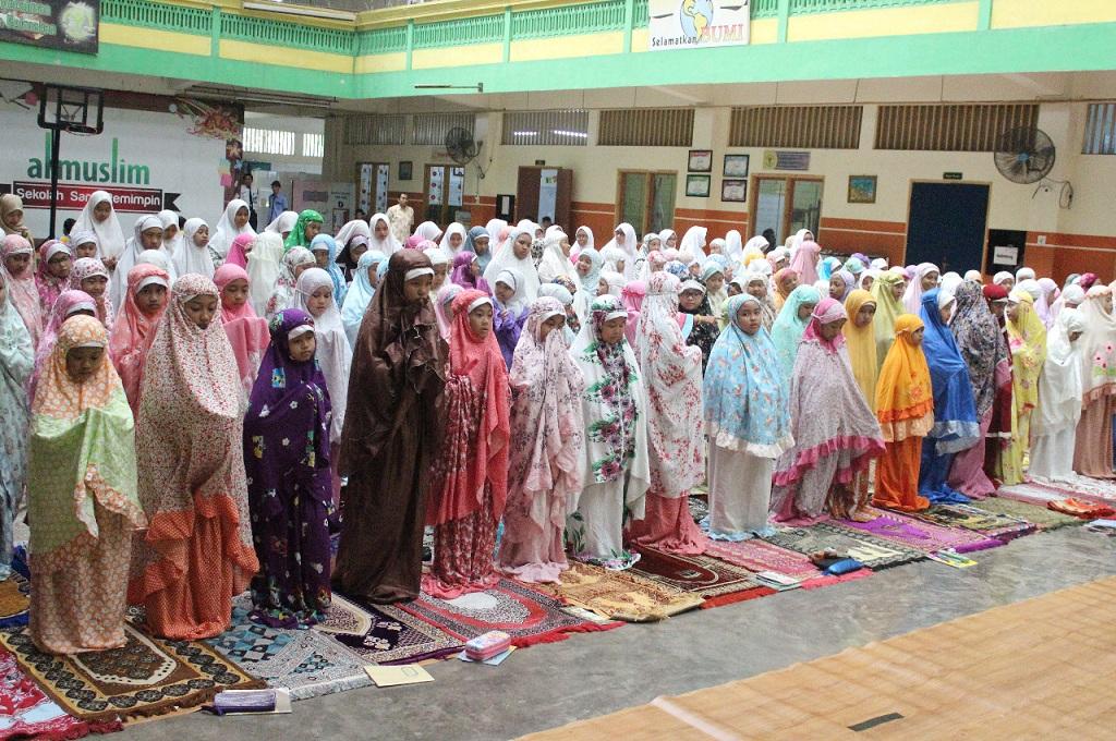 Siswa SD hingga Mahasiswa Peduli Korban Gempa Lombok