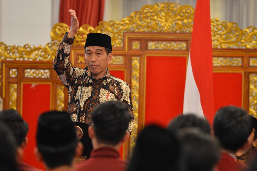 Jokowi Buka Pintu untuk PAN