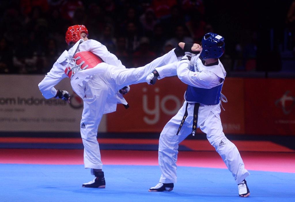 Atlet Taekwondo Indonesia Siap Berikan yang Terbaik di Asian Games 2018
