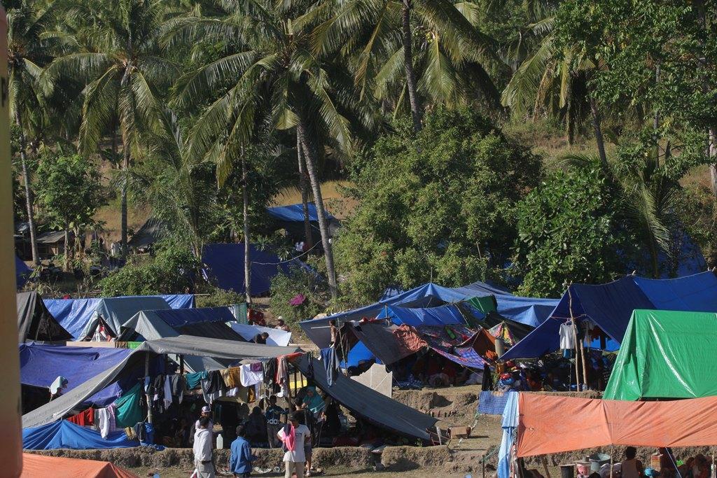 Panglima Kirim Pasukan Mendata Pengungsi Terisolasi