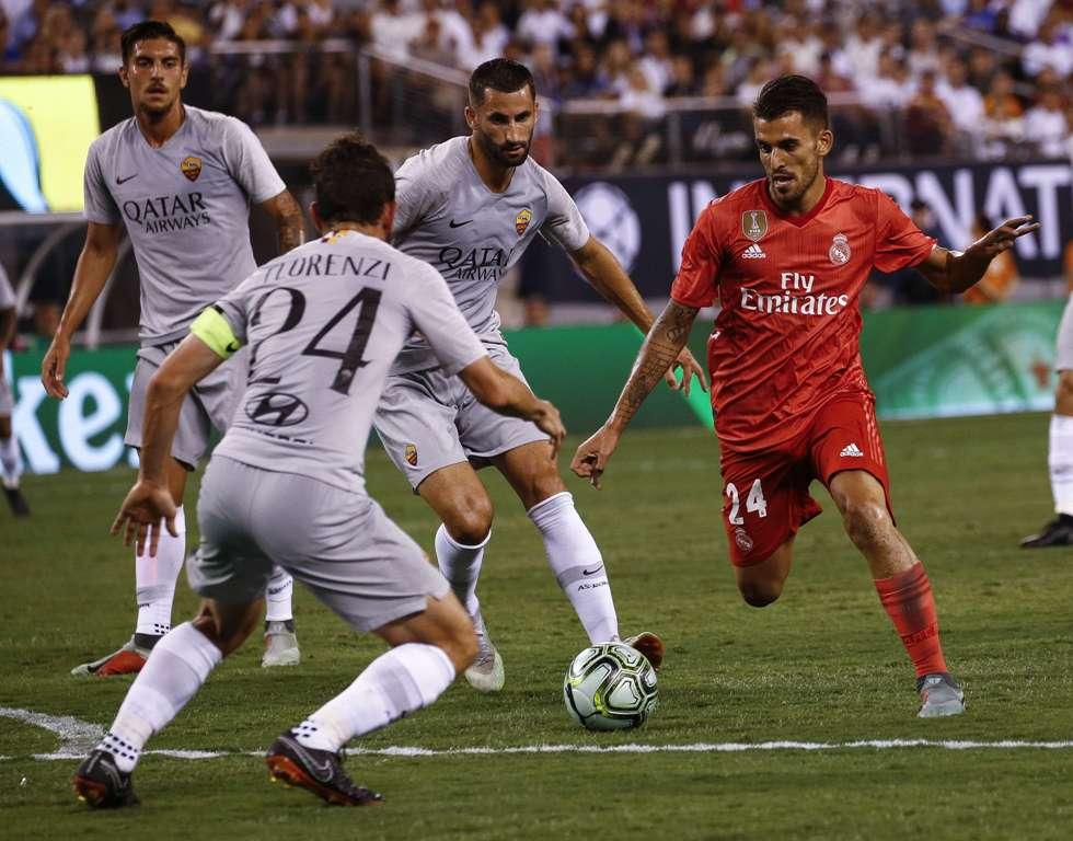 Ceballos: Anda Tidak akan Sadar Ronaldo Sudah Tidak di Madrid