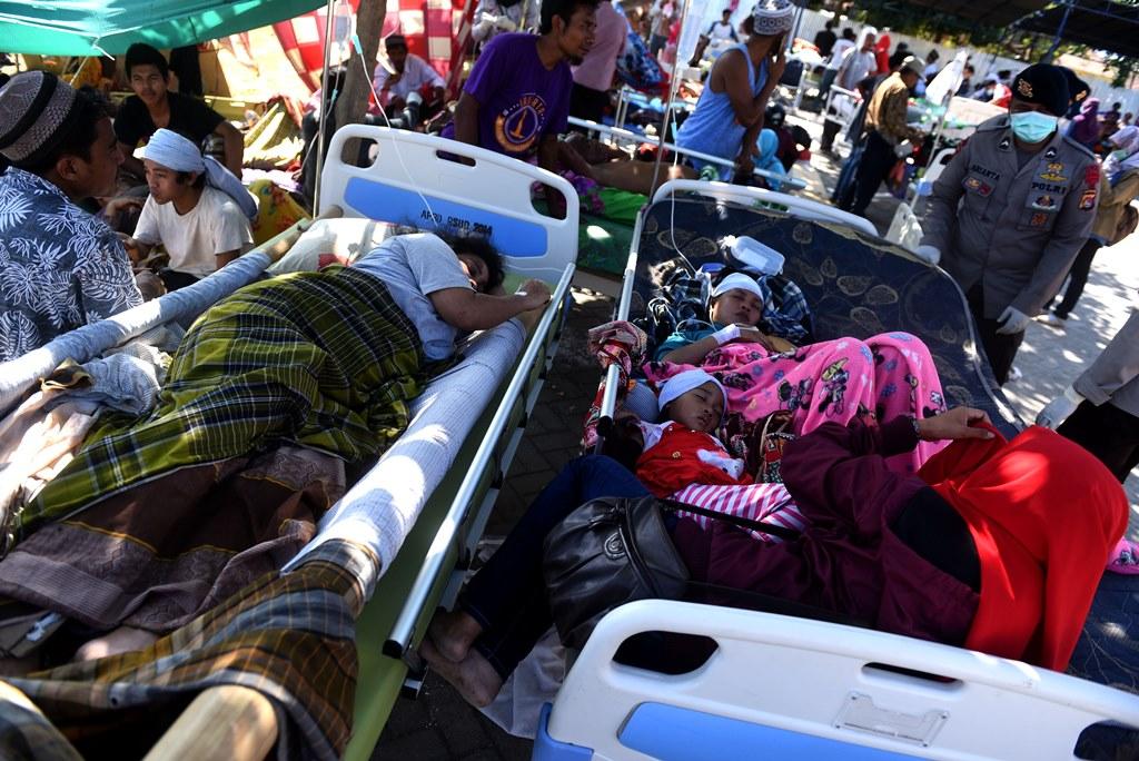 Helikopter Dikerahkan untuk Evakuasi Korban Luka di Daerah Terisolasi