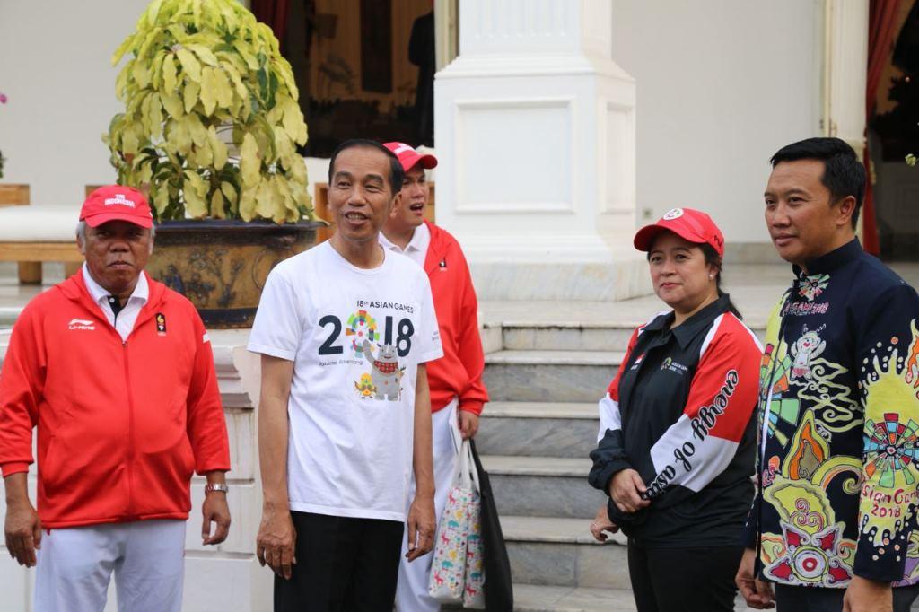 Menko PMK: Indonesia Target Raih 10 Besar