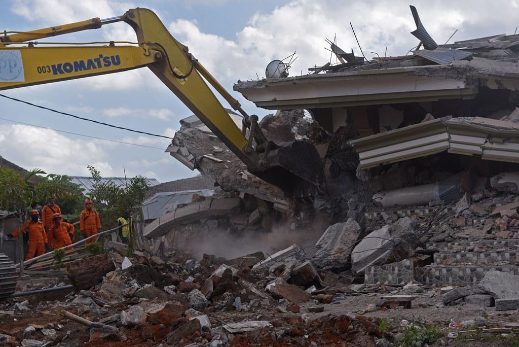 Korban Tewas Gempa Lombok Bisa Bertambah