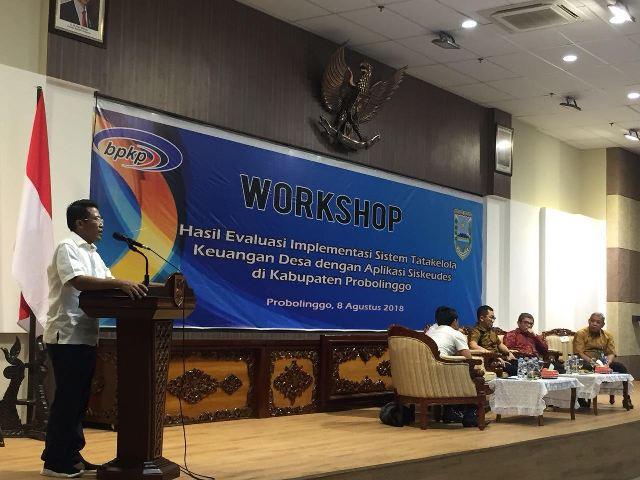 Misbakhun: Jokowi Tempatkan Pembangunan Desa sebagai Prioritas