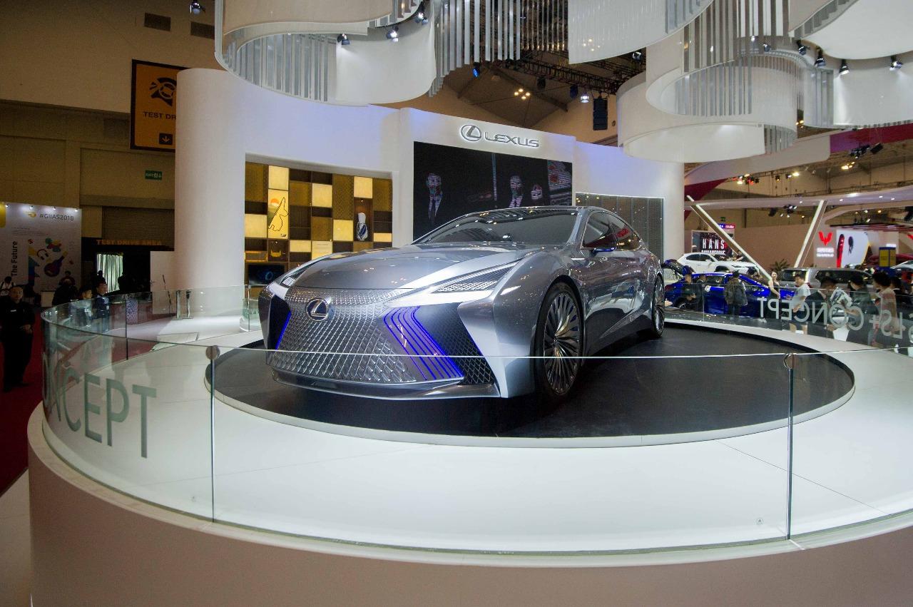 Mimpi Lexus Indonesia untuk Mobil Otonom