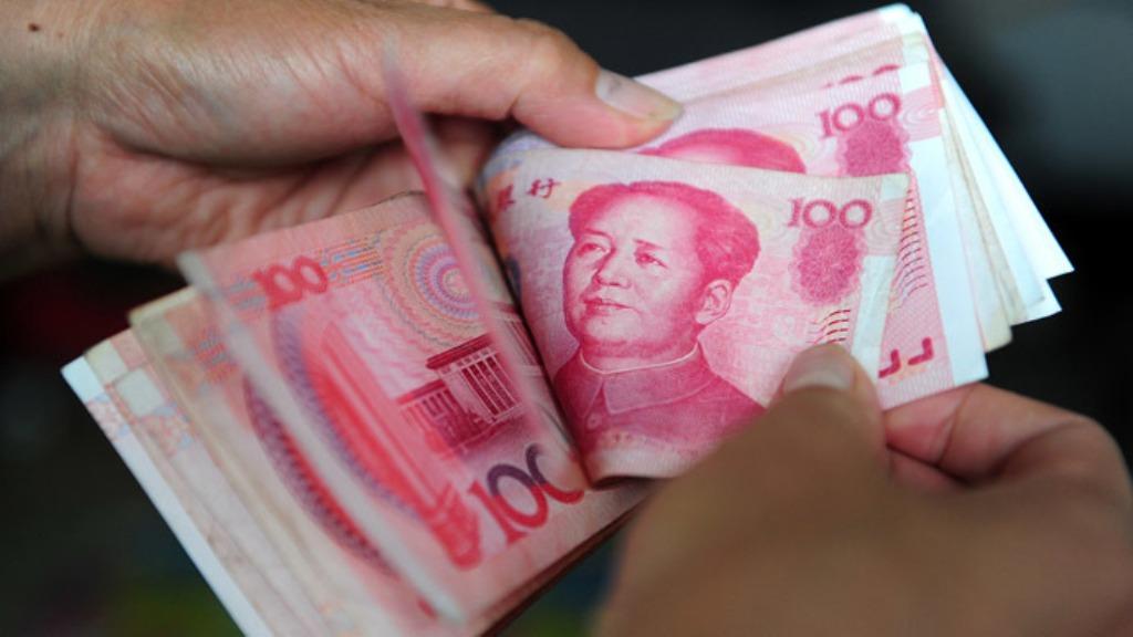 Yuan Tiongkok Tumbang jadi 6,8317 terhadap USD