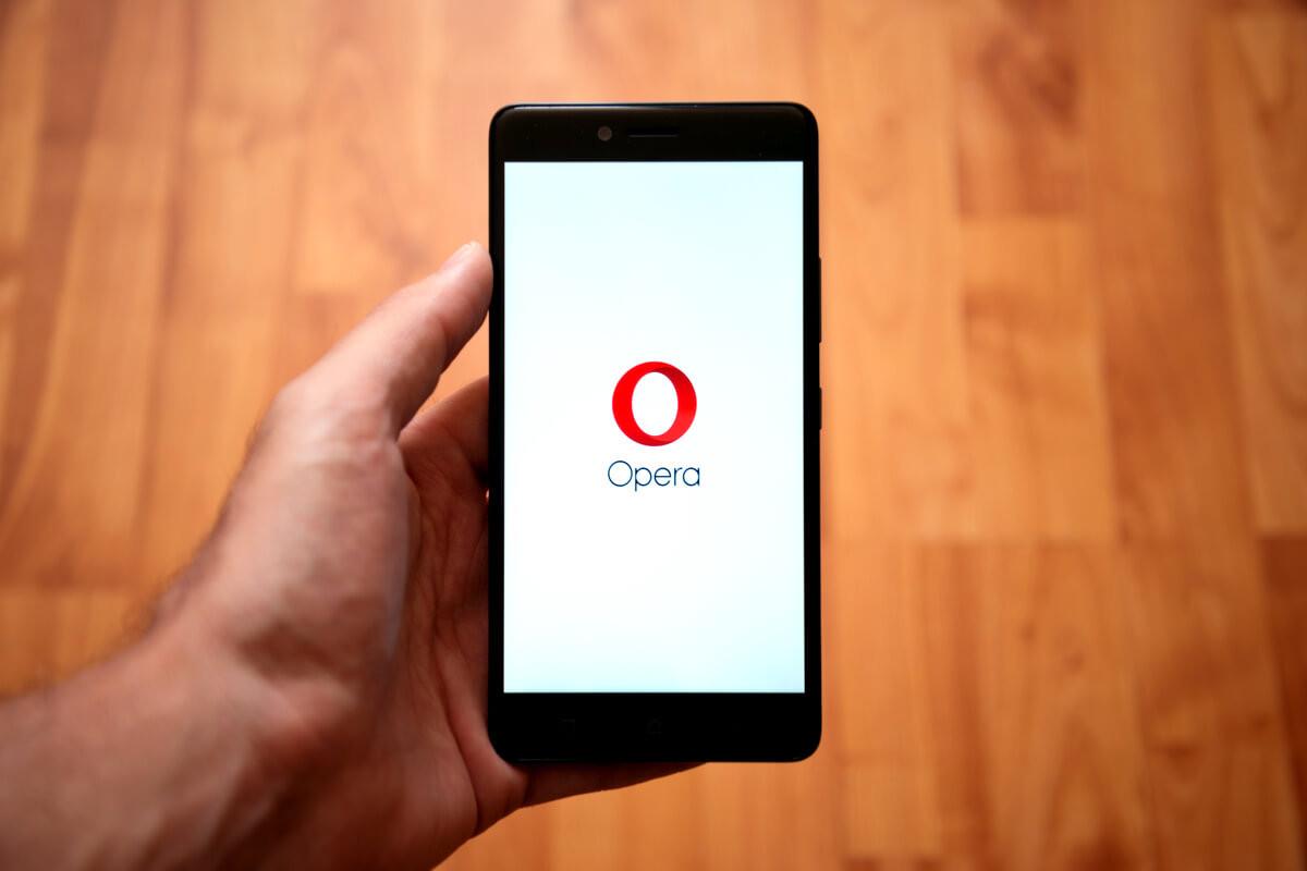 Opera Siapkan Dompet Uang Kripto di Peramban PC