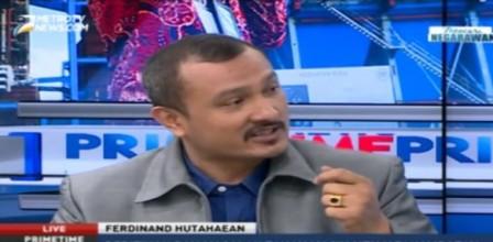 Pernyataan Andi Arief Disebut tak Mewakili Demokrat