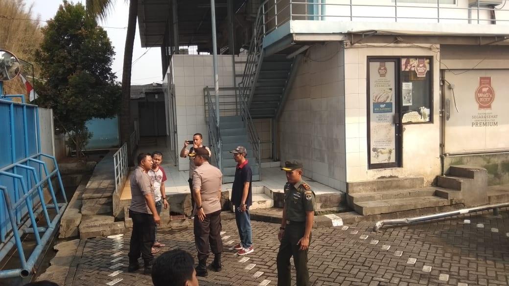 Perampok Gondol Rp1 Miliar dari Rumah Pemotongan Hewan di Tangerang
