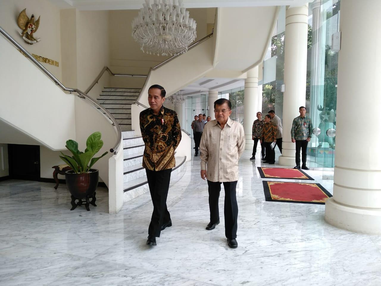 Jokowi Daftar ke KPU Jumat Pagi