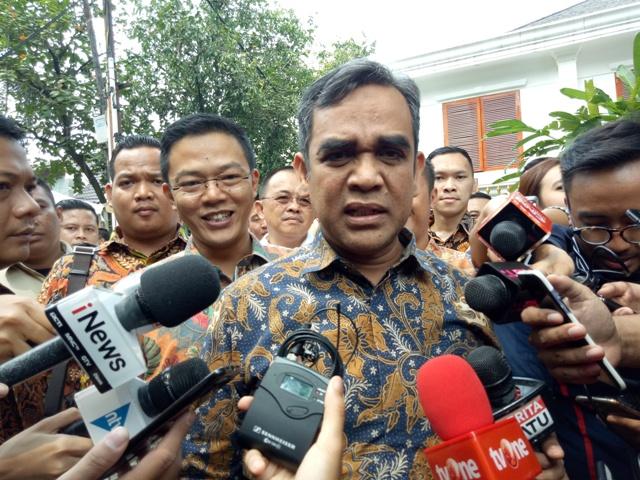 Poros Prabowo Putuskan Cawapres Hari Ini