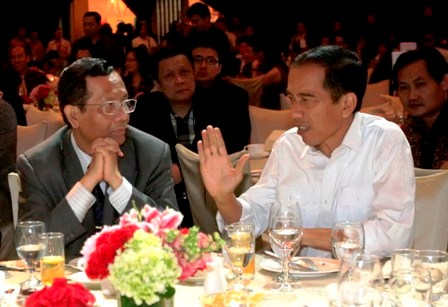 Malam Ini Jokowi Kumpul Bareng Koalisi