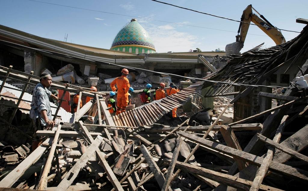 Gempa Susulan Diprediksi Terus Terjadi Hingga 4 Pekan ke Depan