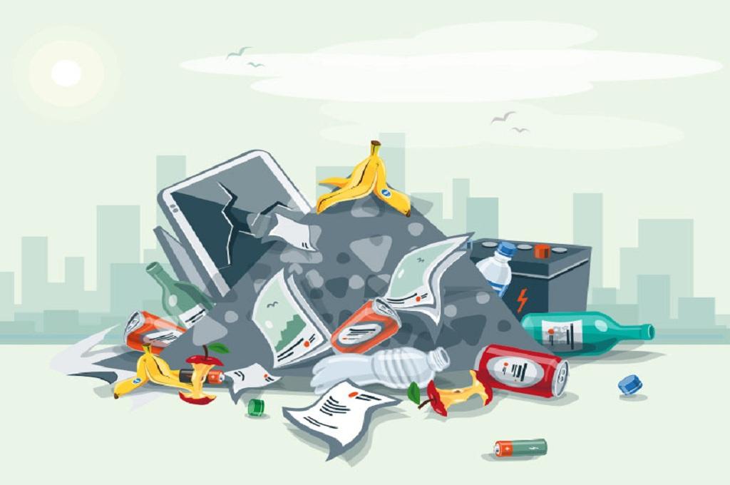 Ganjar Sebut Produksi Sampah di Jateng Lebih 5 Juta Ton/Tahun