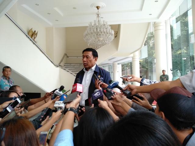 Sandi Wajib Mengantongi Izin Presiden