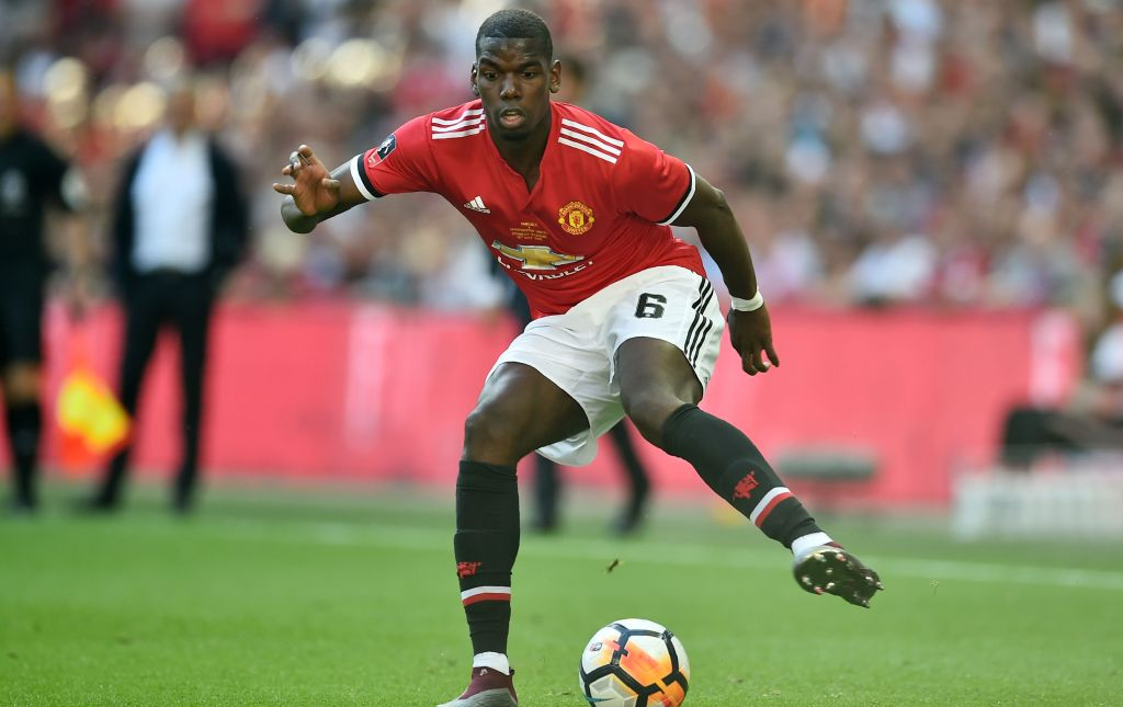 Peran Ideal Pogba bagi Legenda United