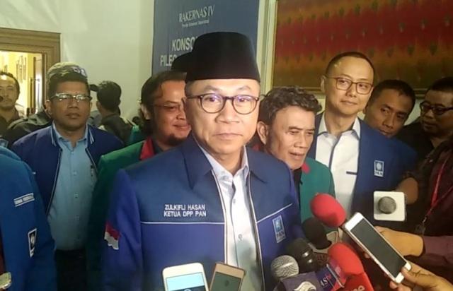 Sinyal Kuat PAN Dukung Prabowo