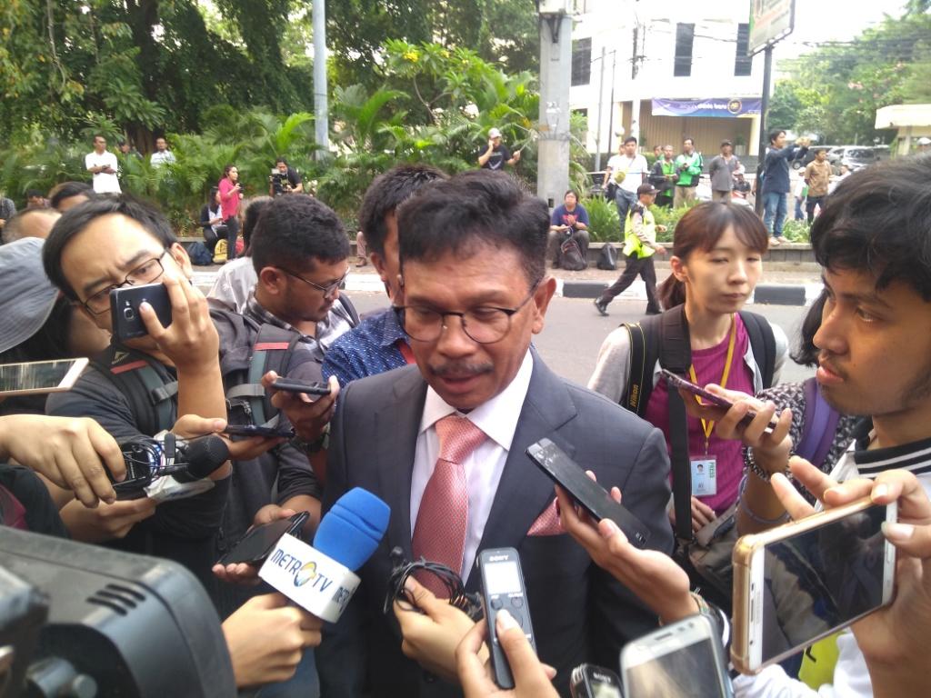Dokumen Pengesahan Cawapres Jokowi Disiapkan