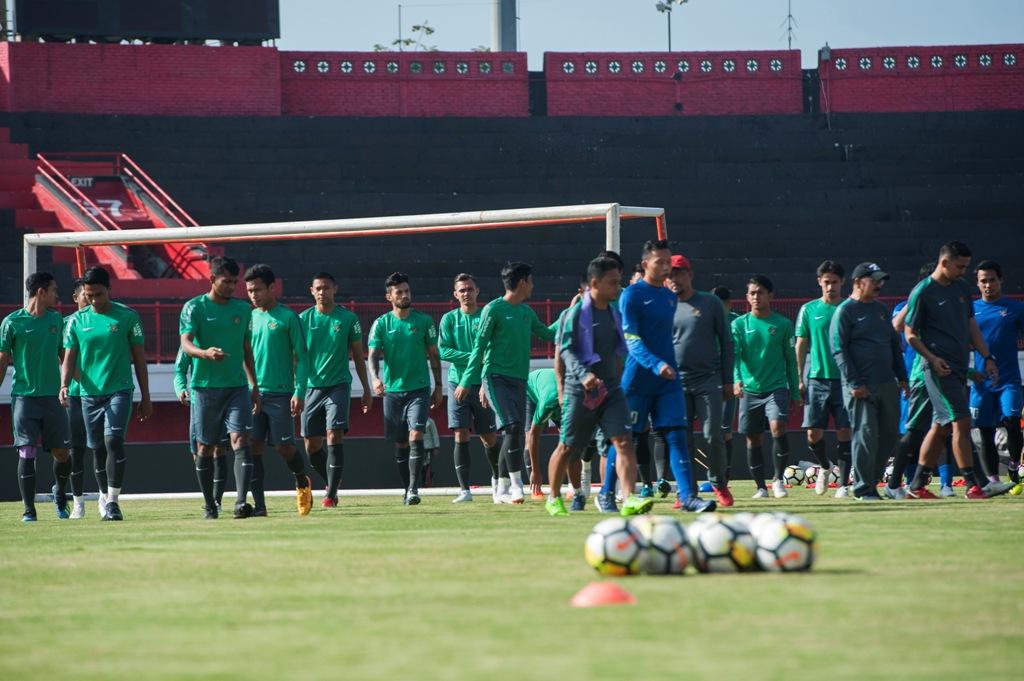 Tiket Sepak Bola Asian Games Mulai Diserbu Penonton