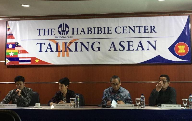 Tenaga Kerja dan Pengungsi Masih jadi Tantangan ASEAN