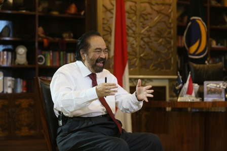 NasDem Sebut Koalisi Menyepakati Duet Jokowi-Mahfud