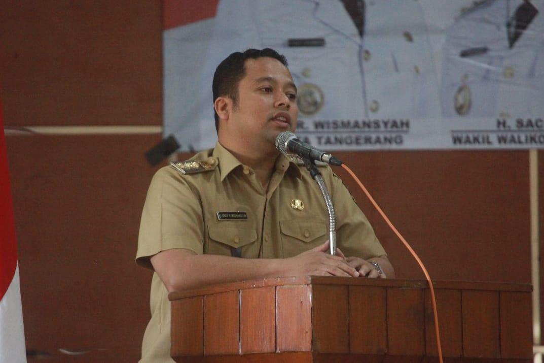 Wali Kota Tangerang Minta Peran Warga Berantas Narkoba