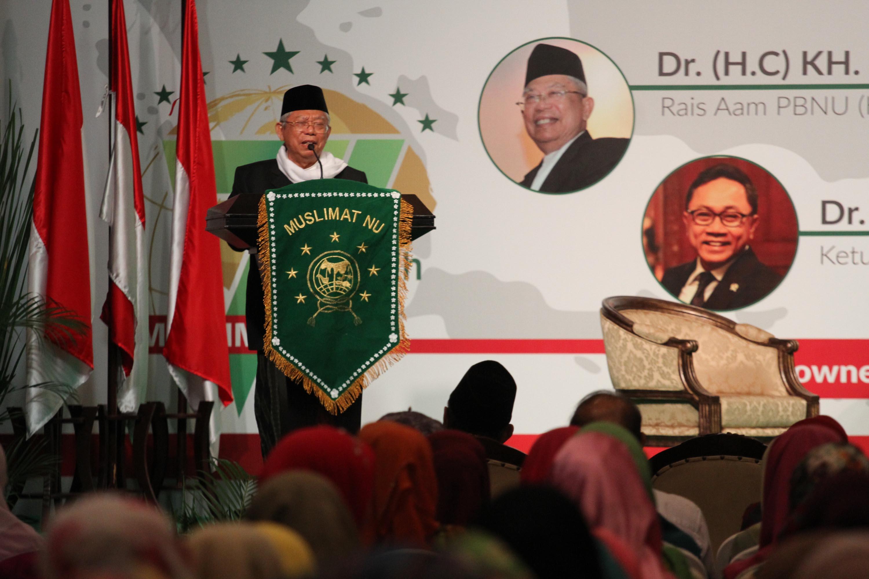 Pertimbangan Jokowi Memilih Kiai Ma'ruf Amin