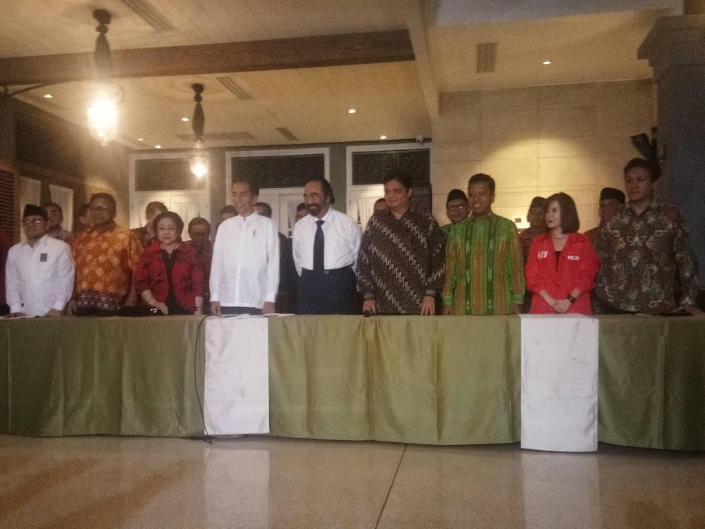 Jokowi-Ma'ruf Representasi Nasionalis dan Religius