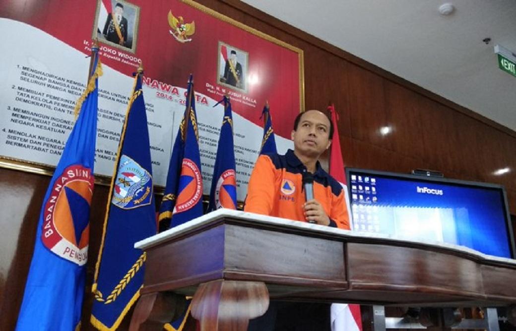 Data Resmi Korban Gempa Lombok Hanya Dikeluarkan BNPB