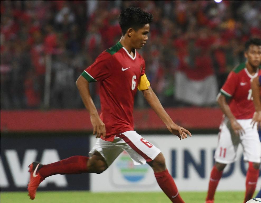 Babak I: Timnas U-16 Masih Ditahan Imbang Malaysia