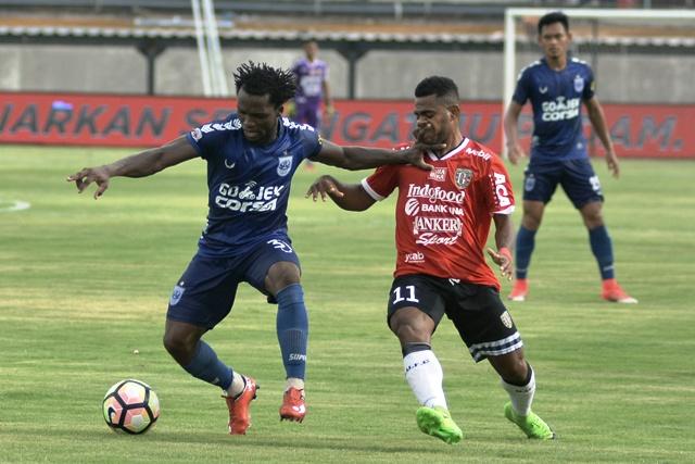 Ibrahim Conteh Berubah Posisi Jadi <i>Second</i> Striker