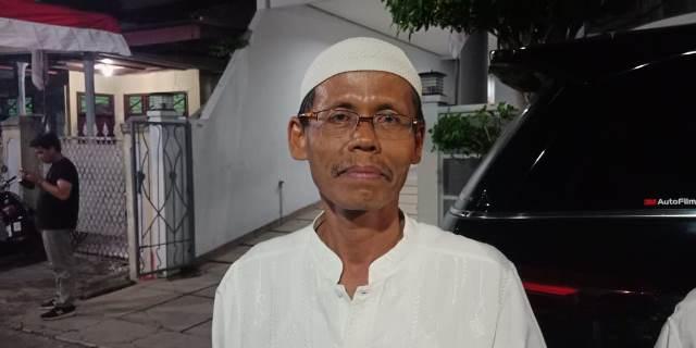 Ketua RT Terkejut KH Ma'ruf Amin Cawapres Jokowi