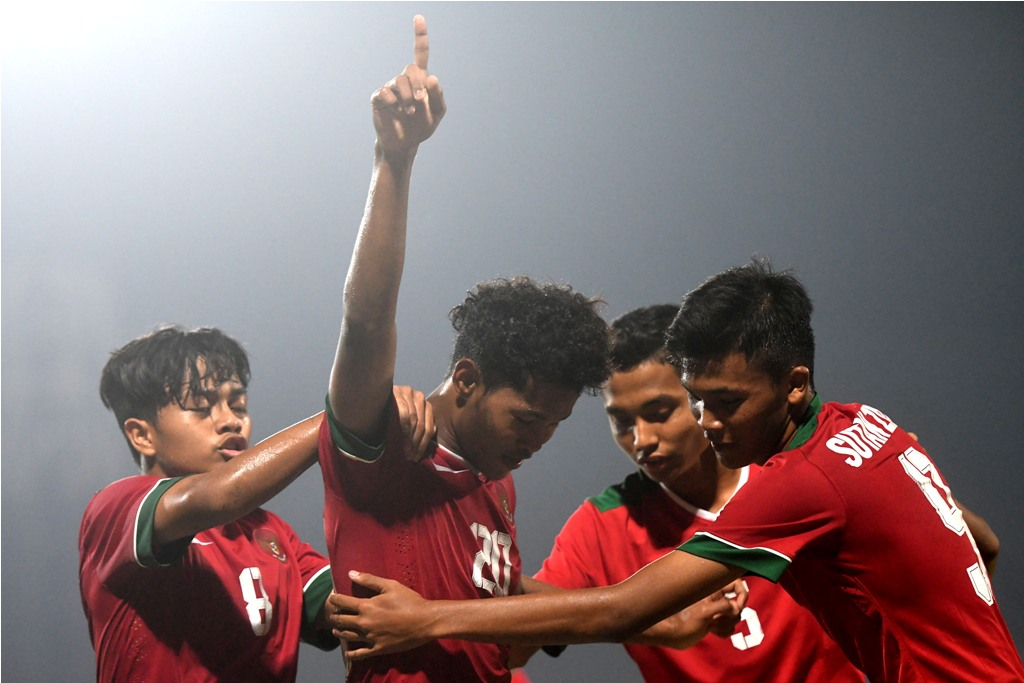 Bungkam Malaysia, Indonesia Lolos ke Final Piala AFF U-16