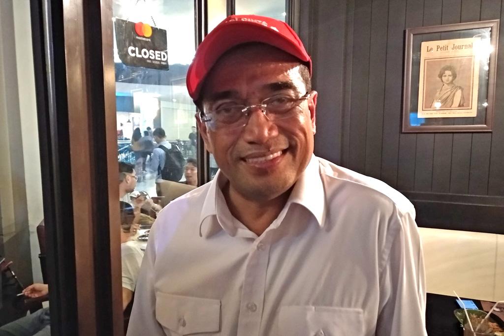 Gitar Menteri Perhubungan Laku Rp200 Juta dalam Lelang untuk Lombok