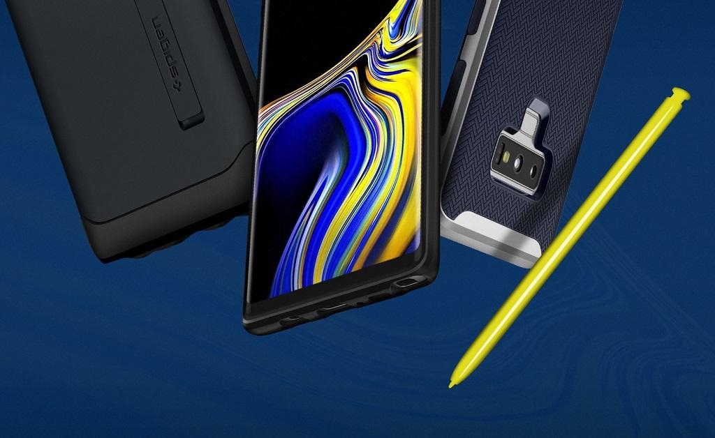 Inilah Samsung Galaxy Note 9