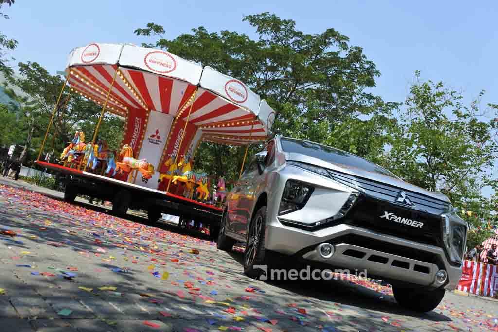 Pertahankan Penjualan, PR Mitsubishi untuk Xpander