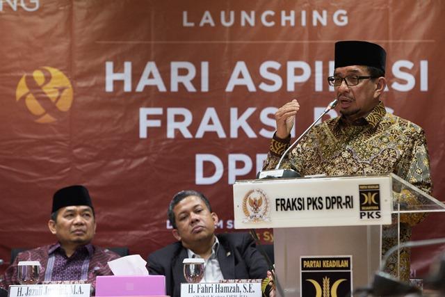 Salim Segaf Legawa tak Dipilih Dampingi Prabowo
