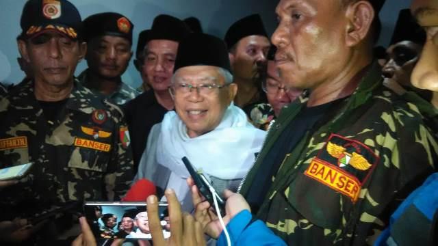 Sosok Jokowi di Mata KH Ma'ruf Amin