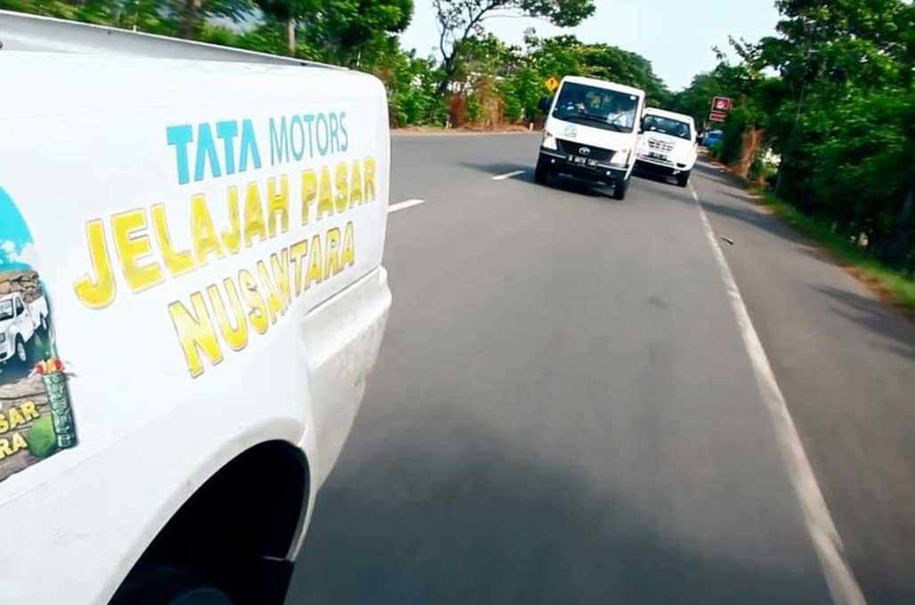 Petualangan Seru Tata Jelajah Pasar Nusantara Sekuel Sumatera