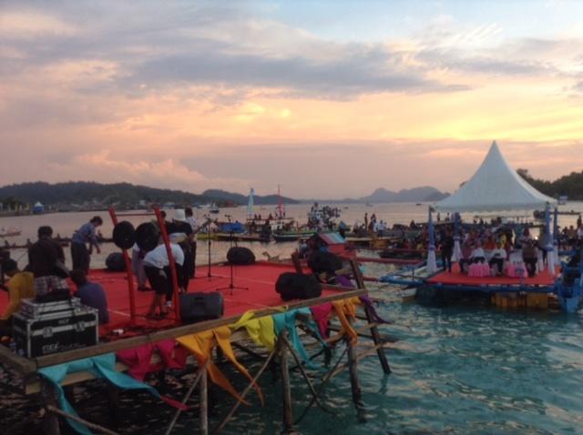 Togean Tarik Wisatawan Lewat Festival Atas Laut