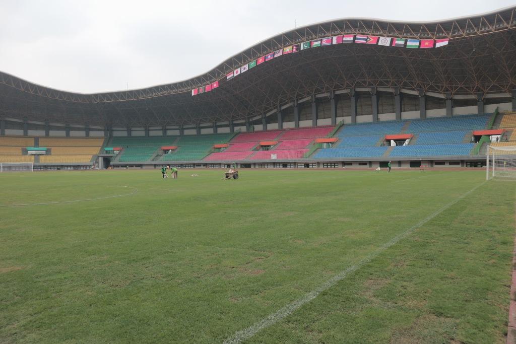 Asian Games: Jadwal Pertandingan Cabor Sepak Bola Putra Hari Ini