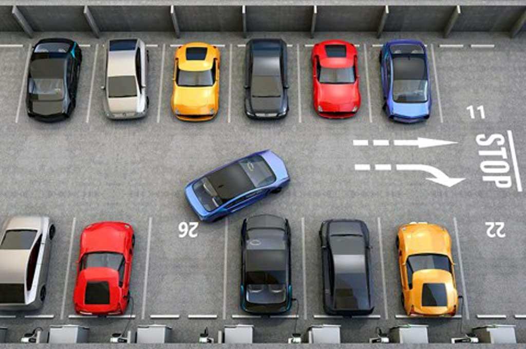 Trik Parkir Mobil Mudah dan Aman