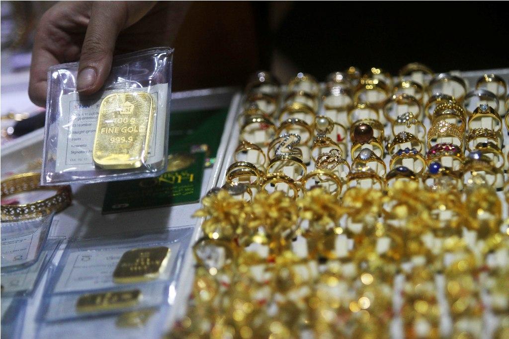 Emas Antam Melemah Tipis jadi Rp650 Ribu/Gram
